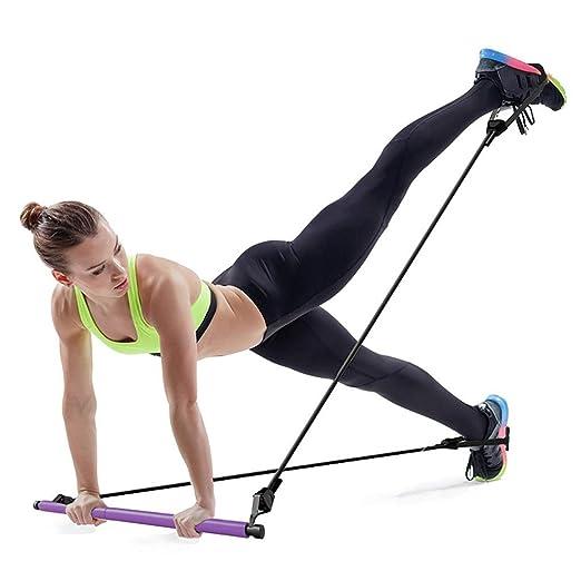 WXFO Tirador de Yoga Multifunción Hogar Interior Cuerpo ...