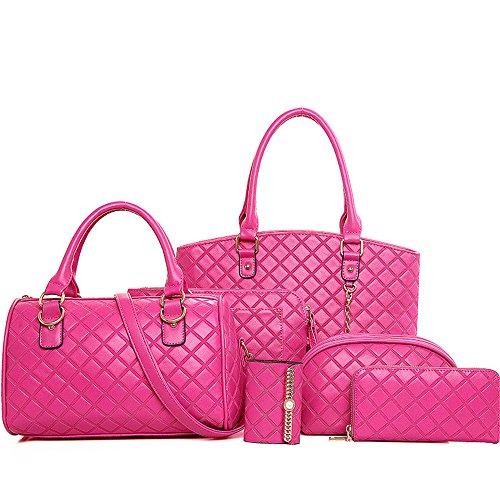 es tu le mère un sur blanc Juste à un de sac bandoulière rose rouge sac morceau 0zTWSvW