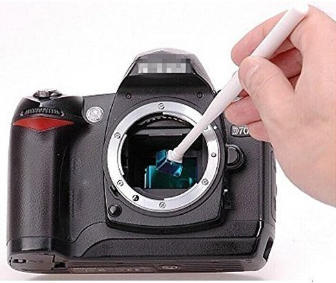 urtoys 1pcs新しいカメラCCD CMOS光センサーダストクリーニングキットJellyクリーナーペン   B07F7RBSVS