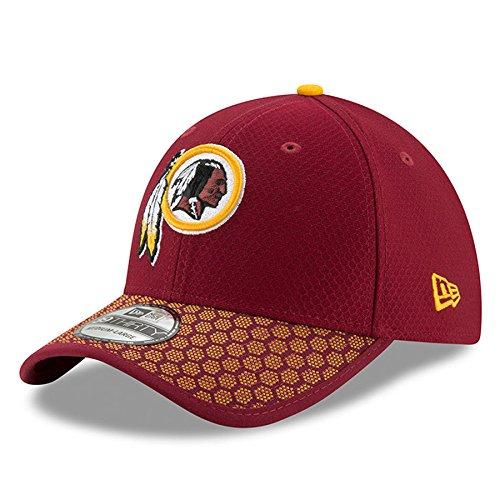 まだ情熱的預言者ニューエラ (New Era) 39サーティ キャップ - NFL 2017 サイドライン ワシントン?レッドスキンズ (Washington Redskins)