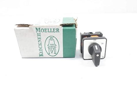 T0-1-15402//E EATON MOELLER   T0-1-15402//E   ROTARY SWITCH