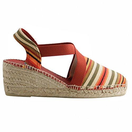 Tarbes Faible Paris Exclusif Espadrilles Chaussures Coût Femme 8qO5F