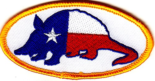 single-count-custom-and-unique-3-1-2-by-1-3-4-inches-texas-lone-star-armadillo-state-flag-with-board