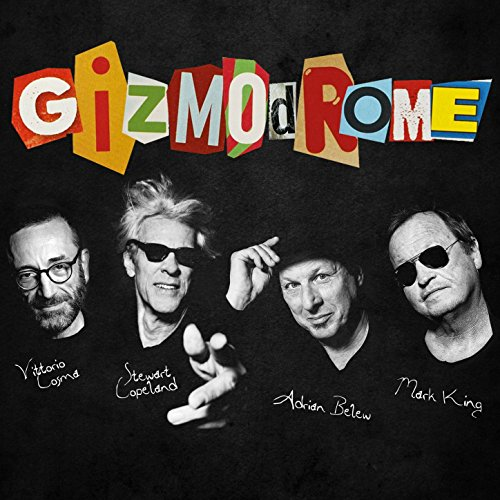 Gizmodrome - Gizmodrome - CD - FLAC - 2017 - RiBS Download