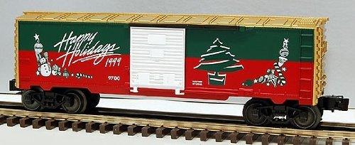 Lionel, 6-26243, Christmas 1990, Happy Holidays,