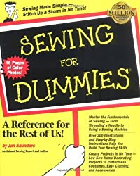 Image of the product Sewing For Dummies that is listed on the catalogue brand of Brand: For Dummies.
