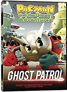 Pac-Man & The Ghostly Adventures: Ghost Patrol [Reino Unido] [DVD]