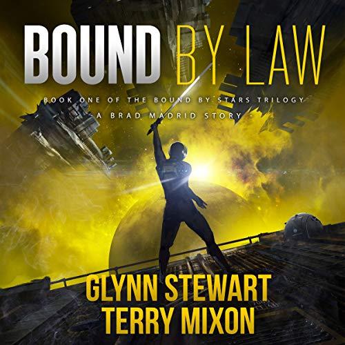 Bound by Law: Vigilante, Book 3
