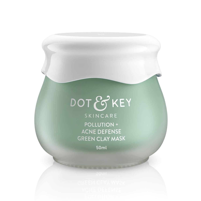 Dot & Key Pollution + Acne Defense Green Clay Mask