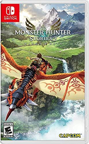 Monster Hunter Stories 2: Wings of Ruin – Nintendo Switch