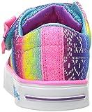 Skechers Kids Girls' Twinkle Breeze 2.0-Colorful