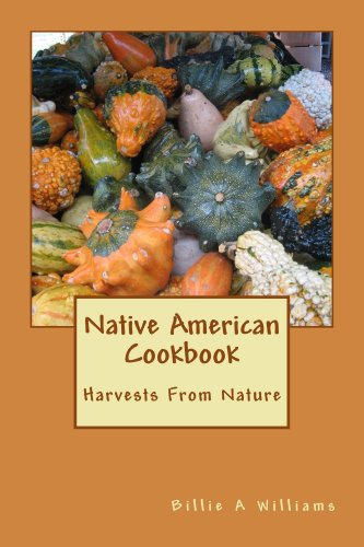 Native American Cookbook by Billie Williams