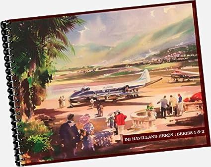 Amazon com : Heron Series 1 + 2 Brochure by De Havilland