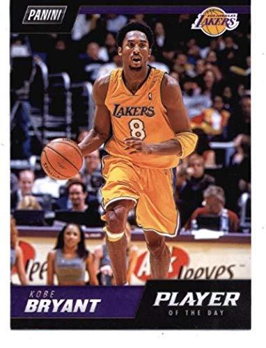 2018-19 Panini Player of the Day Kobe Bryant #KB1 Kobe Bryant NBA Basketball Card NM-MT