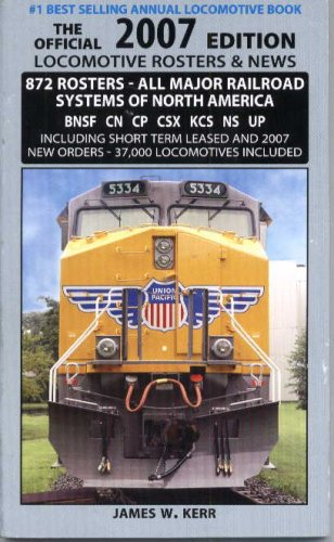 Locomotive Rosters and News 2007