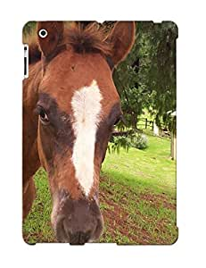 Premium [pivbfq-81-vbkdwhv]animal Horse Case For Ipad 2/3/4 With Design - Eco-friendly Packaging
