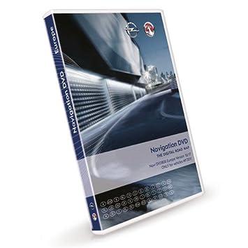 Opel Europa Europe DVD 800 Astra J insignia Meriva B 2017 Navi Update Navegación: Amazon.es: Electrónica
