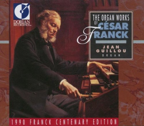 Max 53% OFF Large-scale sale The Organ Works of Franck Cesar