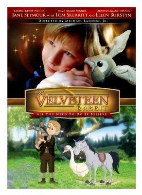 VELVETEEN RABBIT (2009) Basic Movie Poster - 27x40 - Single-Sided - Jane Seymour - Tom Skerritt - Ellen Burstyn - Matthew Harbour - Kevin Jubinville