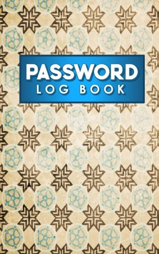 Password Log Book: Address Books For Passwords, Password Journal Alphabetical, Login Password Book, Password Organizer Book, Vintage/Aged Cover (Volume 55) (On Gift Balances Cards Check)