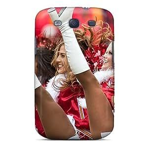 New Galaxy S3 Case Cover Casing(kansas City Chiefs Cheerleaders)