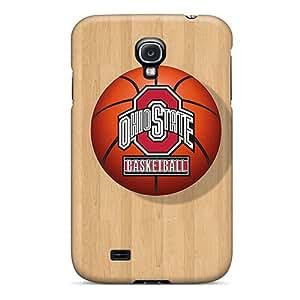 Galaxy S4 UhtLeCU-7960 Ohio State Tpu Silicone Gel Case Cover. Fits Galaxy S4