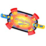 Baoblaze Kids Plastic Finger Coin Shooting Game, Indoor Table Top Toys for 2 Players