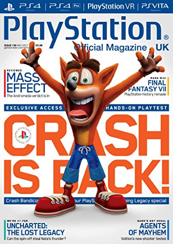 PlayStation Official Magazine - (Engineering Magazine)