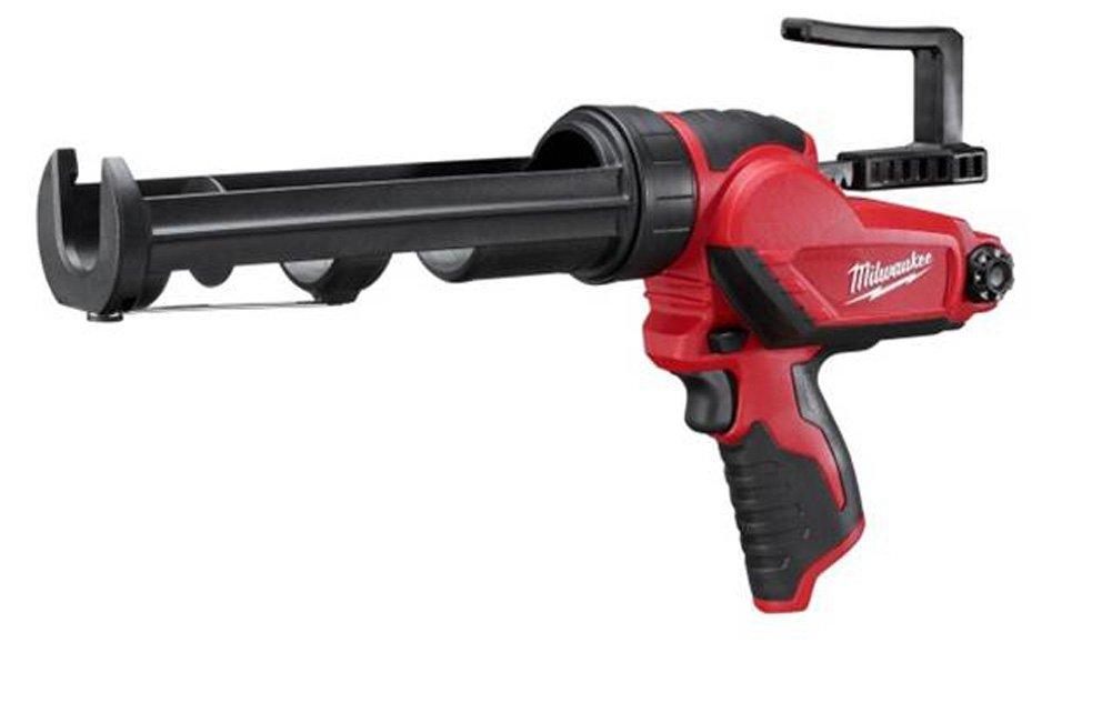 Milwaukee Electric Tool - 2441-20 - Cordless Caulk Gun, 12V, 10 Oz by Milwaukee