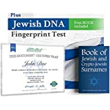Jewish DNA Fingerprint Plus Test with Bonus Book