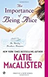 img - for The Importance of Being Alice: A Matchmaker in Wonderland Romance book / textbook / text book