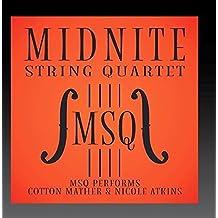 MSQ Performs Cotton Mather & Nicole Atkins