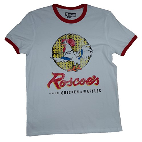 Roscoes House of Chicken N Waffles Graphic T-Shirt - 2XL