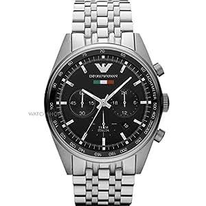 Emporio Armani AR5983 - Reloj para hombres, correa de acero inoxidable