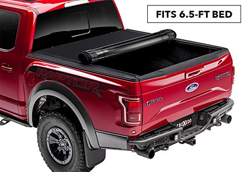 TruXedo Sentry CT Hard Rolling Truck Bed Tonneau Cover | 1579116 | fits 17-18 Ford F-250/F-350/F-450 Super Duty  6'6