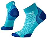 SmartWool Women's PhD Run Ultra Light Low Cut Socks (Capri) Medium