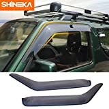 Awnings Shelters for Suzuki Jimny 2007-2017 Resin