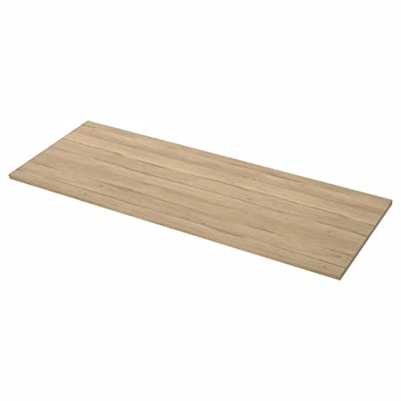 IKEA ASIA EKBACKEN Worktop, Efecto Roble Claro: Amazon.es ...