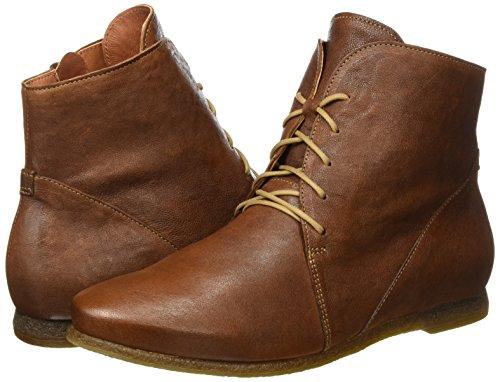 52 Desert Shua Boots Stivali Think sattel Marrone kombi Donna qOE8zBdA