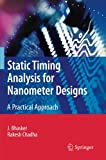 img - for Static Timing Analysis for Nanometer Designs: A Practical Approach book / textbook / text book