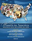 WOMEN IN AMERICA: Indicators of Social and Economic Well-Being