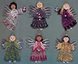 LAKE CITY CRAFT Quilling Kit-Christmas Angels