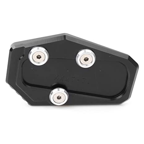 GZYF Side Kickstand Stand Extension Plate Pad For BMW R1200RT R 1200 RT K52 2014-2018