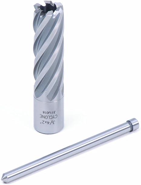 DWC Series Drill America 5//8 X 2 High Speed Steel Annular Cutter