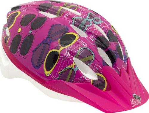 Bell Child's Barbie Pedalin Pretty Bike Helmet
