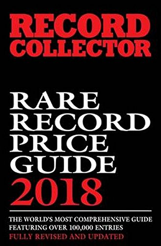 Prices Art Record (Rare Record Price Guide: 2018)