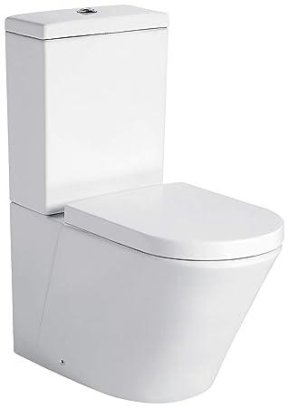 Gut bekannt Stand-WC mit Spülkasten CT1088 - Wasseranschluss unten - inkl OO49