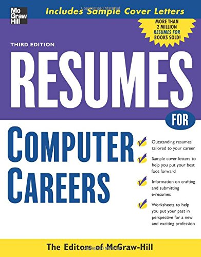 Resumes for Computer Careers (McGraw-Hill Professional Resumes)