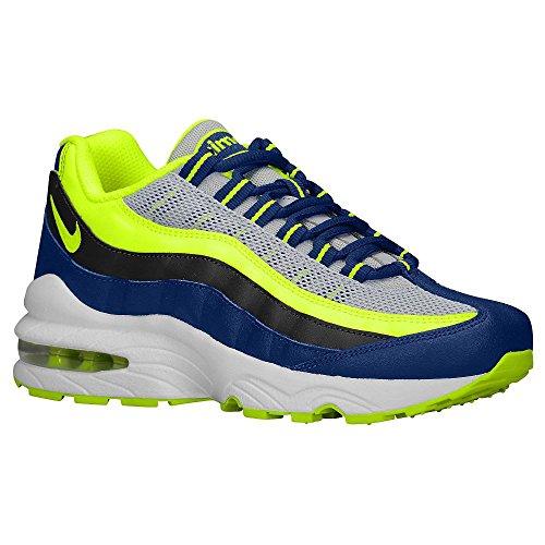 Nike Air Max 95 (GS) Big Kid Running Shoes 307565 084, 5.5