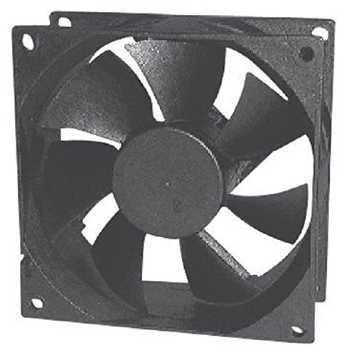 Professional Grade Products AD0924HB-A70GL DC-FAN, Ball Bearing, Lead Wire, 24V, 52.5 CFM, 92 mm x 92 mm x 25 mm by Professional Grade Products